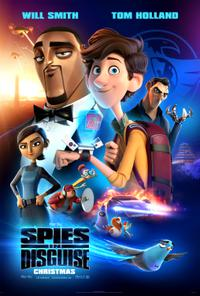 Spies in Disguise (2019) English srt subtitles