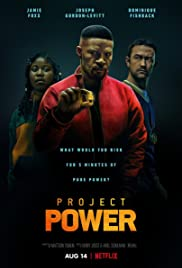 Project Power (2020) English subtitles